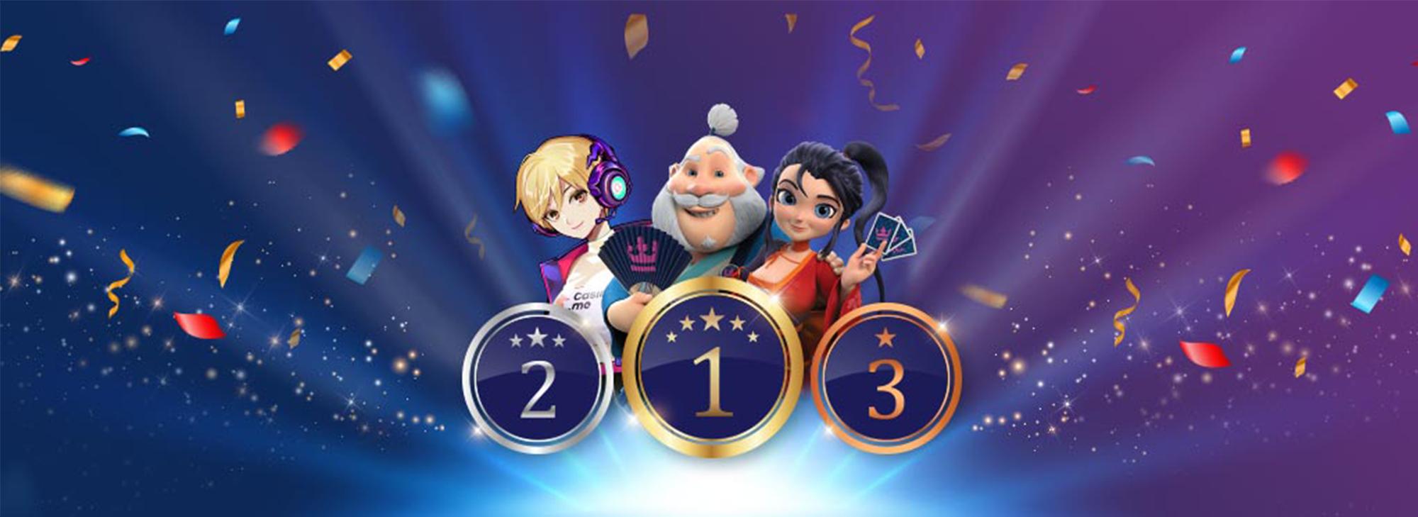【2021年7月】カジ旅&カジノミーゲームランキング!